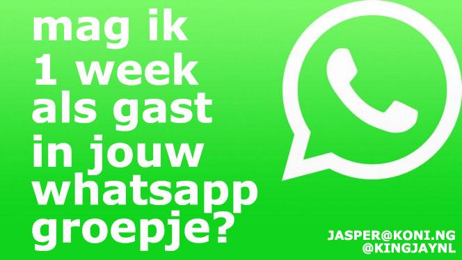whatsappgroepje